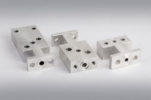 VMC Machined Components